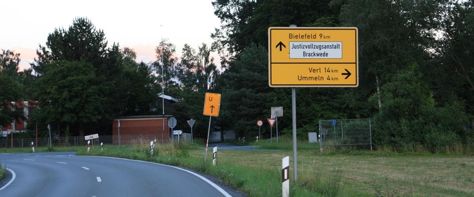 Justizvollzugsanstalt Bielefeld-Brackwede Bielefeld